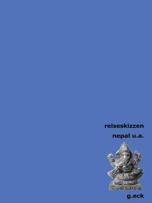 cover image of Reiseskizzen