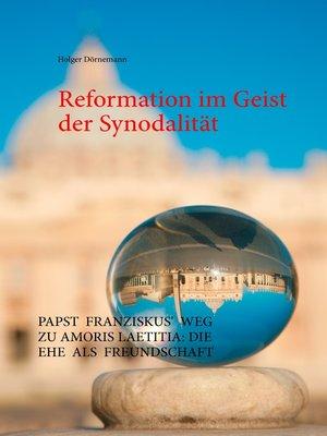 cover image of Reformation im Geist der Synodalität