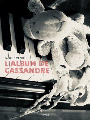 cover image of L'album de Cassandre