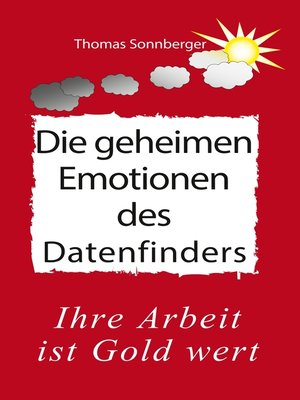 cover image of Die geheimen Emotionen des Datenfinders