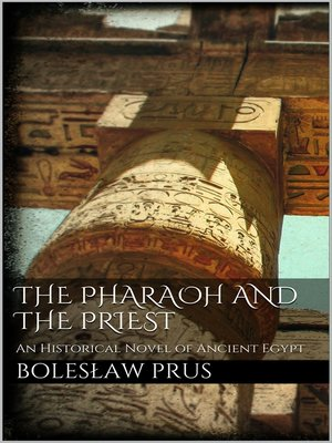cover image of The Pharaoh and the Priest