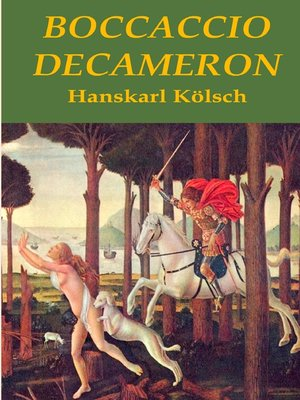 a review of boccaccios the decameron