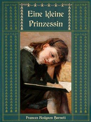 cover image of Eine kleine Prinzessin