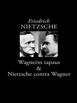 cover image of Wagnerin tapaus