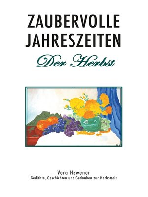 cover image of Zaubervolle Jahreszeiten--Der Herbst