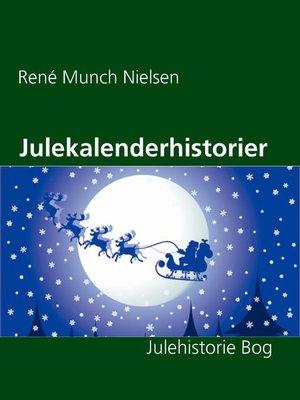 cover image of Julekalenderhistorier