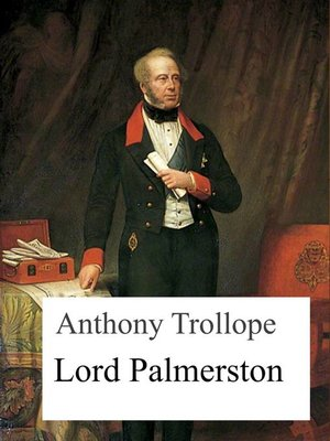 cover image of Lord Palmerston