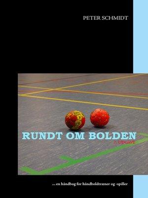cover image of Rundt om bolden