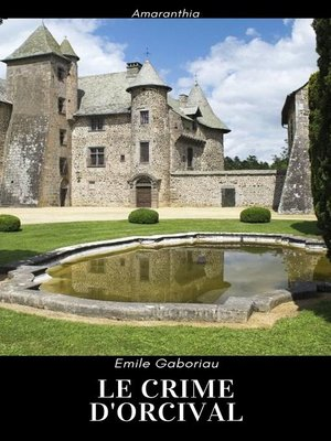 cover image of Le Crime d'Orcival