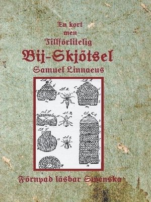 cover image of En kort med tillförlitelig Bij-Skjötsel