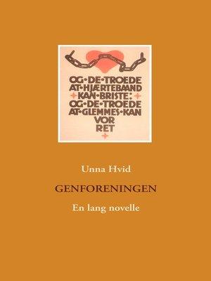 cover image of Genforeningen