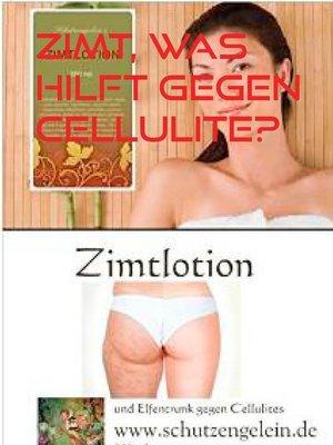 cover image of Zimt, Was hilft gegen Cellulite?