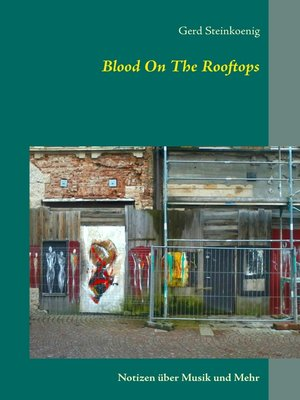cover image of Blood On the Rooftops