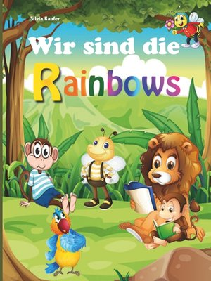 cover image of Wir sind die Rainbows