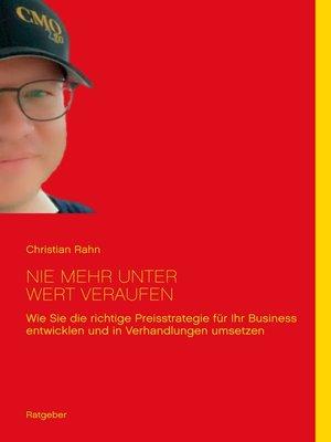 cover image of Nie mehr unter Wert verkaufen
