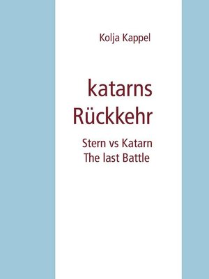 cover image of Katarns Rückkehr
