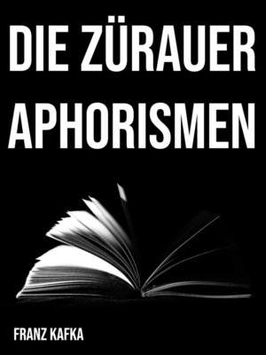 cover image of Die Zürauer Aphorismen