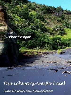 cover image of Die schwarz-weiße Insel