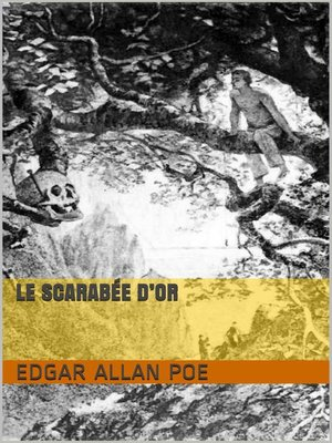 cover image of Le Scarabée d'or