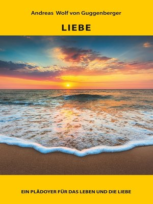 cover image of Liebe