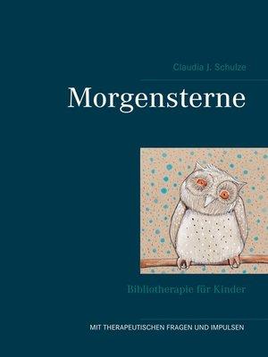 cover image of Morgensterne