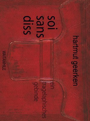 cover image of soi sans diss