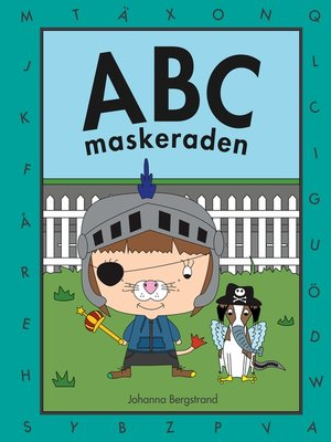 cover image of ABC maskeraden