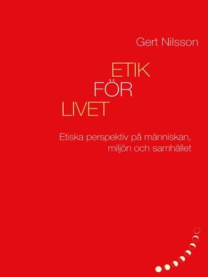 cover image of Etik för livet
