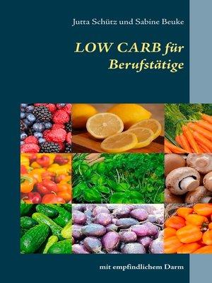 cover image of Low Carb für Berufstätige