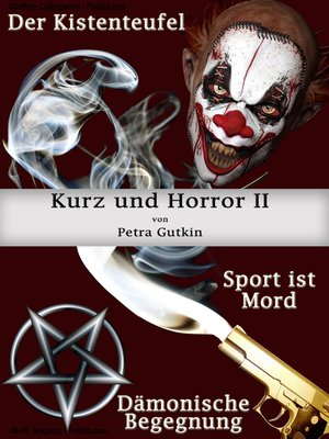 cover image of Kurz und Horror II