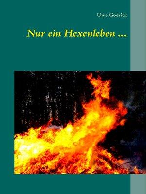 cover image of Nur ein Hexenleben ...