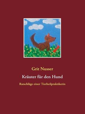 cover image of Kräuter für den Hund