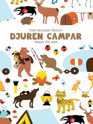 cover image of Djuren campar