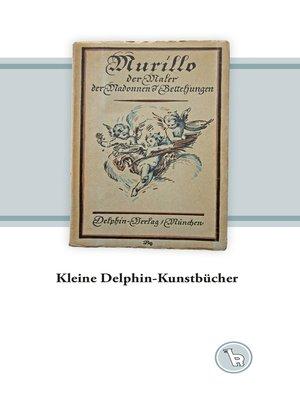 cover image of Kleine Delphin-Kunstbücher