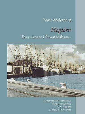 cover image of Högtörn