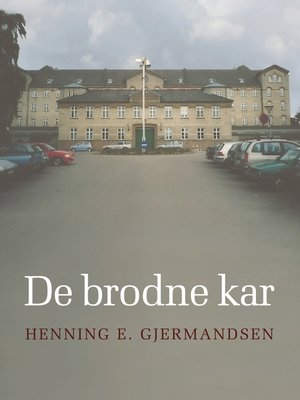 cover image of De brodne kar