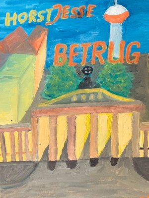 cover image of Betrug