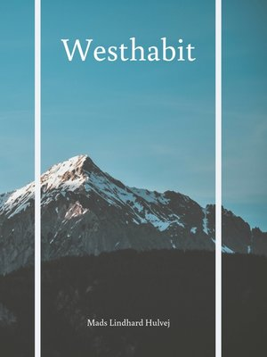 cover image of Westhabit