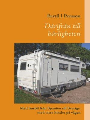 cover image of Därifrån till härligheten