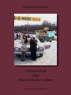 cover image of Ortswechsel