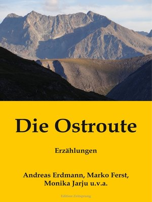 cover image of Die Ostroute