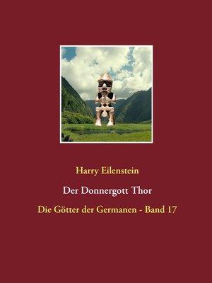 cover image of Der Donnergott Thor