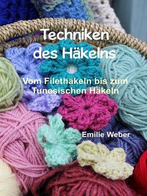 cover image of Techniken des Häkelns