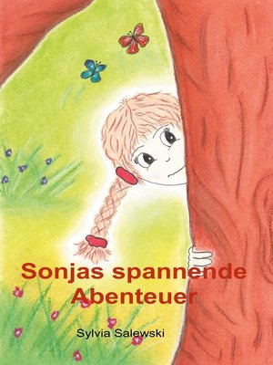 cover image of Sonjas spannende Abenteuer