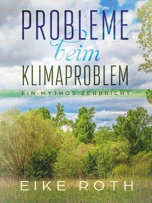 cover image of Probleme beim Klimaproblem
