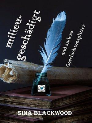 cover image of milieugeschädigt