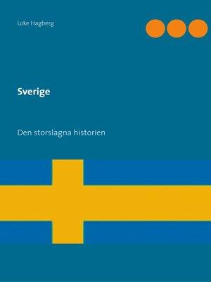 cover image of Sverige
