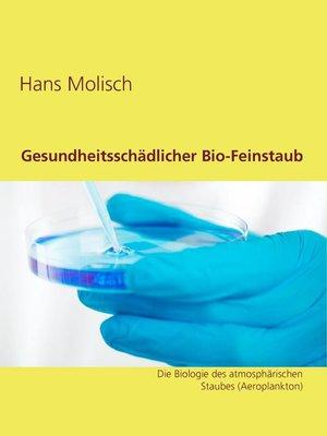 cover image of Gesundheitsschädlicher Bio-Feinstaub