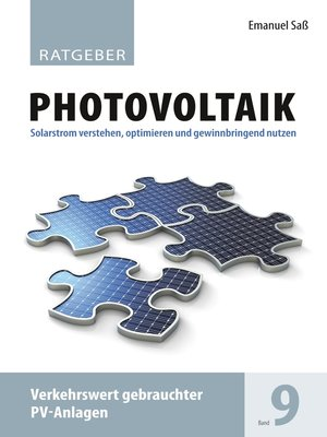 cover image of Ratgeber Photovoltaik Band 9