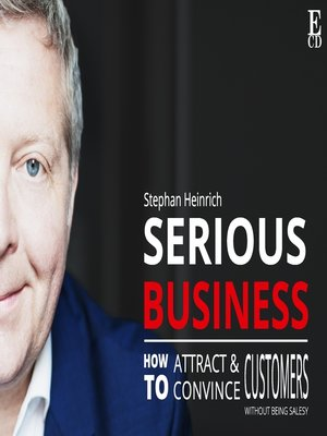 cover image of Serious Business